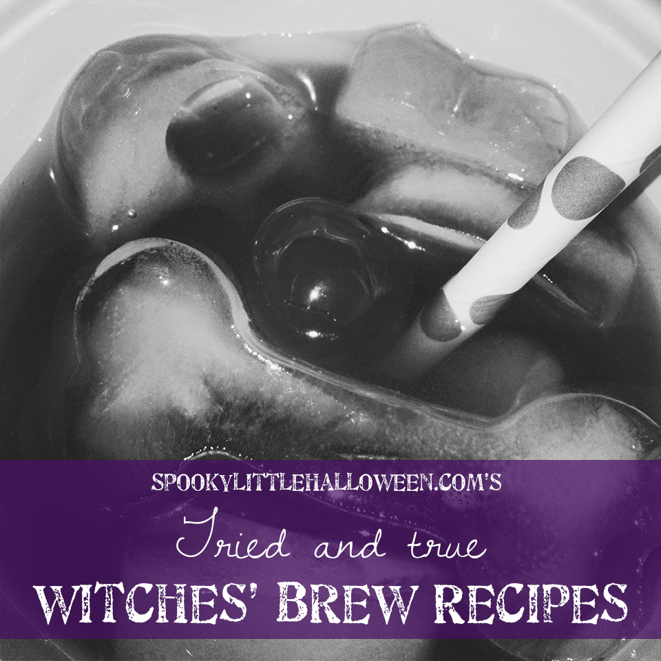 Tried and true Witches' Brew recipes perfect for your next Halloween party | spookylittlehalloween.com