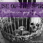 House of the Spirits – A Halloween Pop-up Shop