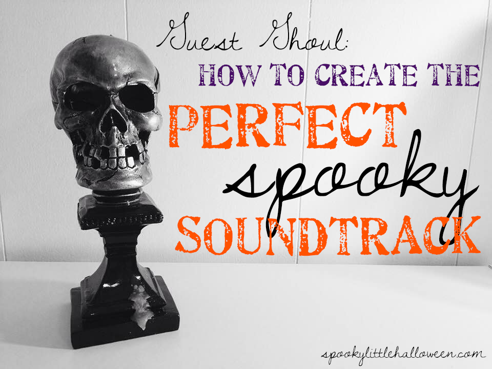 Creating the ultimate Halloween playlist? Then you need these tips + five essential song picks! | spookylittlehalloween.com