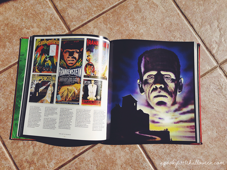 "Take a look inside the stunning new illustrated history of horror, ""The Art of Horror"" by Stephen Jones. 