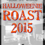 Behind the scenes: Halloweenie Roast 2015 Decor