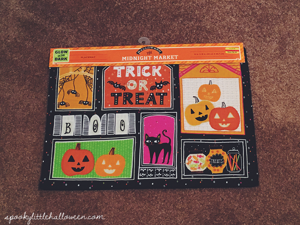 A behind the scenes look at all the goodies I scored this year during my post-Halloween clearance shopping sprees! | spookylittlehalloween.com