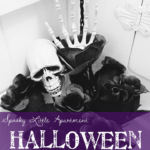 Halloween Home Tour: Bathroom