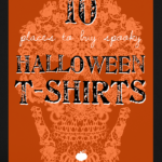 10 places to buy spooky Halloween T-shirts