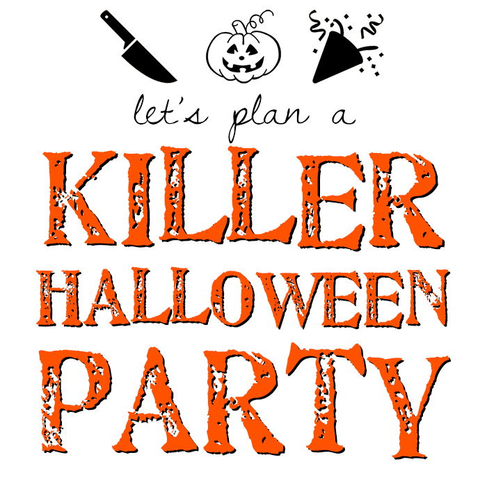 7 things I've learned about planning a killer Halloween party: Ready to host a killer Halloween party? Here's 7 things I've learned over the years from hosting my own + how you can learn to plan a killer party for free! | spookylittlehalloween.com