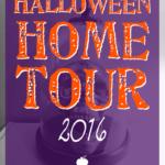 Halloween Home Tour 2016