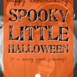 Happy Anniversary, Spooky Little Halloween!