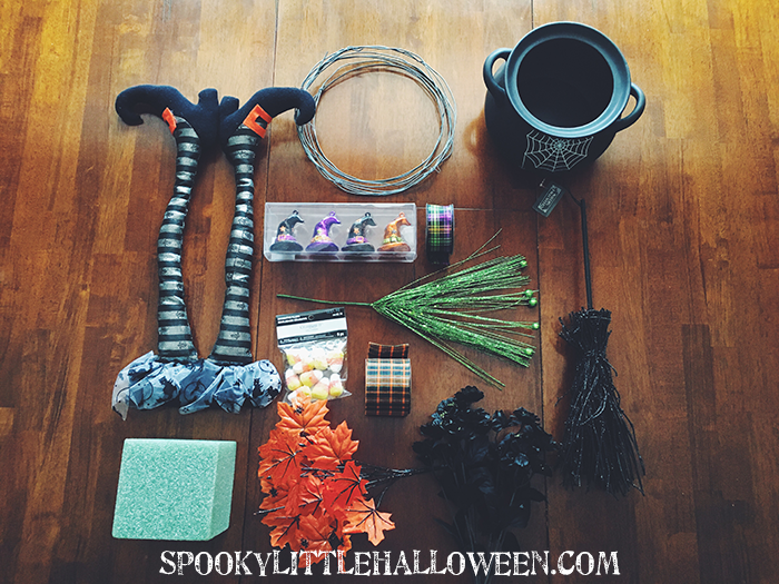 Super Glue For Metal >> #DIY Halloween Project: Witch Cauldron Centerpiece - Spooky Little Halloween
