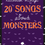 Halloween Mixtape: 20 Songs About Monsters