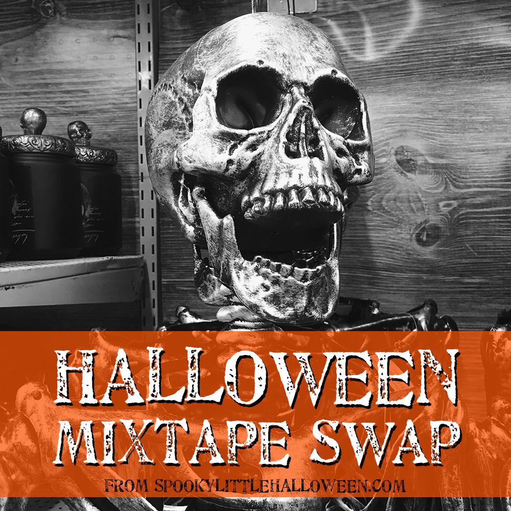 Halloween Mixtape Swap