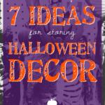 Halloween Tips: 7 Ideas for Storing Halloween Decor