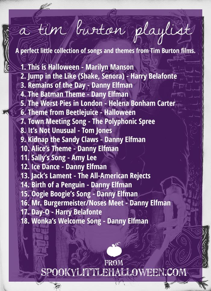 tim-burton-playlist-tracklist