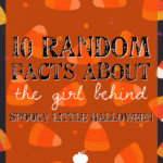 10 Random Facts About the Girl Behind Spooky Little Halloween
