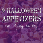 9 Halloween appetizers I'm dying to try