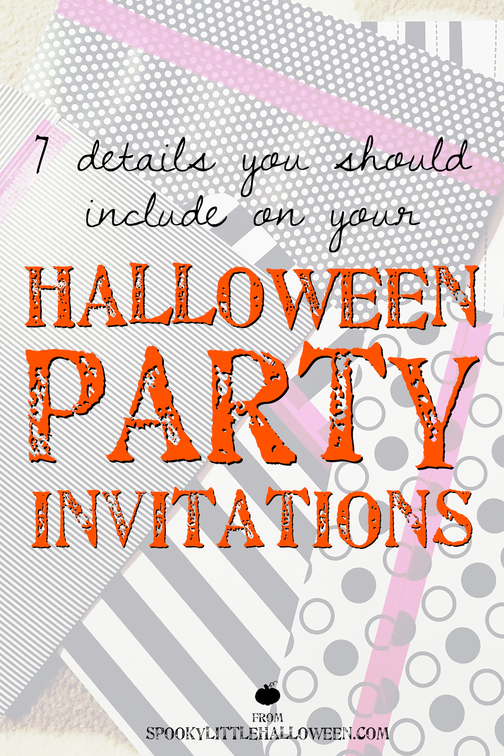 7 Details You Should Include on Your Halloween Party Invitations ...