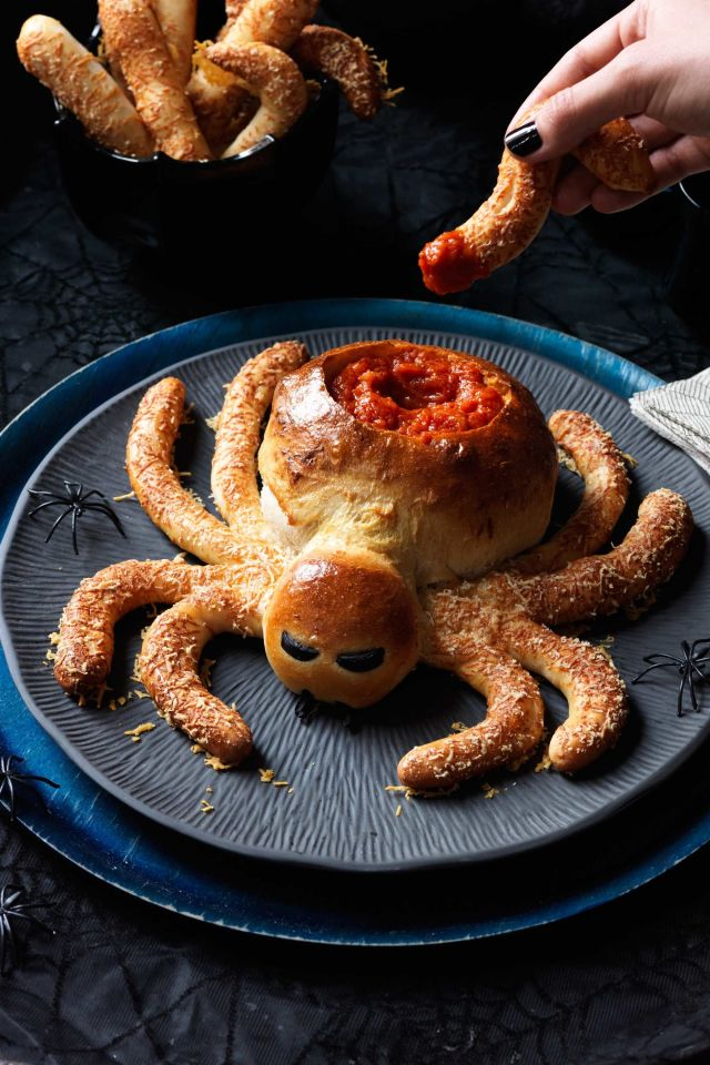 9 Halloween Appetizers I M Dying To Try Spooky Little