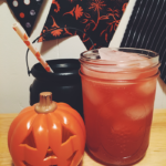 Need a spooky cocktail for your Halloween party? This Witches' Brew recipe is my all time favorite - tart, crisp and extra boozy!