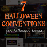7 Halloween conventions for Halloween lovers