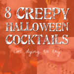 8 creepy Halloween cocktails I'm dying to try