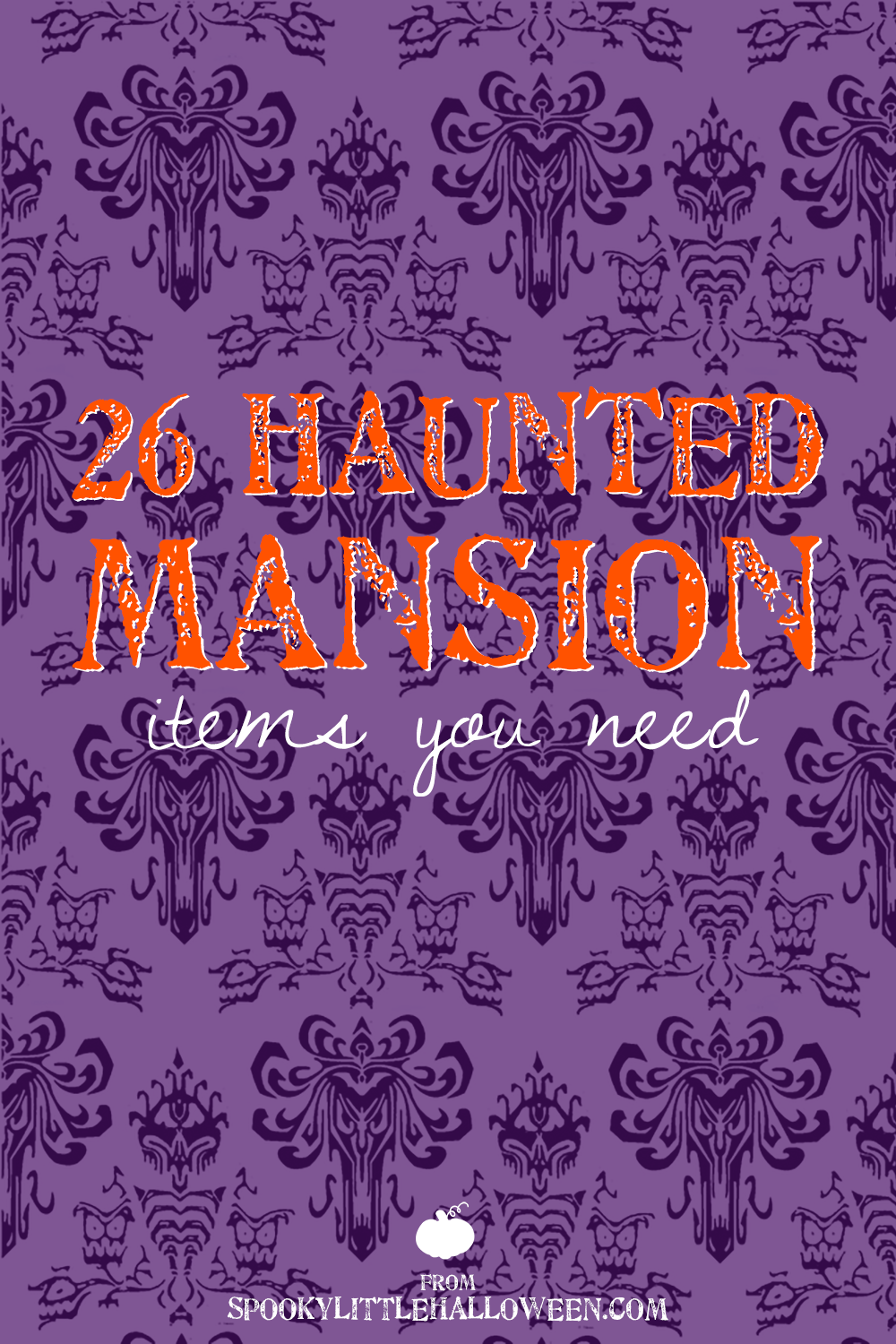 Love The Haunted Mansion Here Are 26 Items You Need Spooky