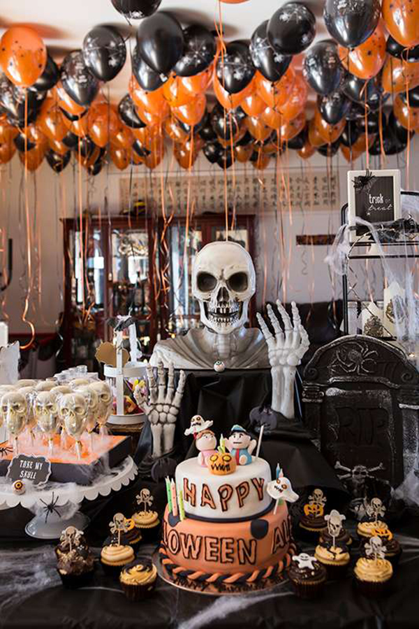 Halloween Party Inspiration - Spooky Little Halloween - photo#13