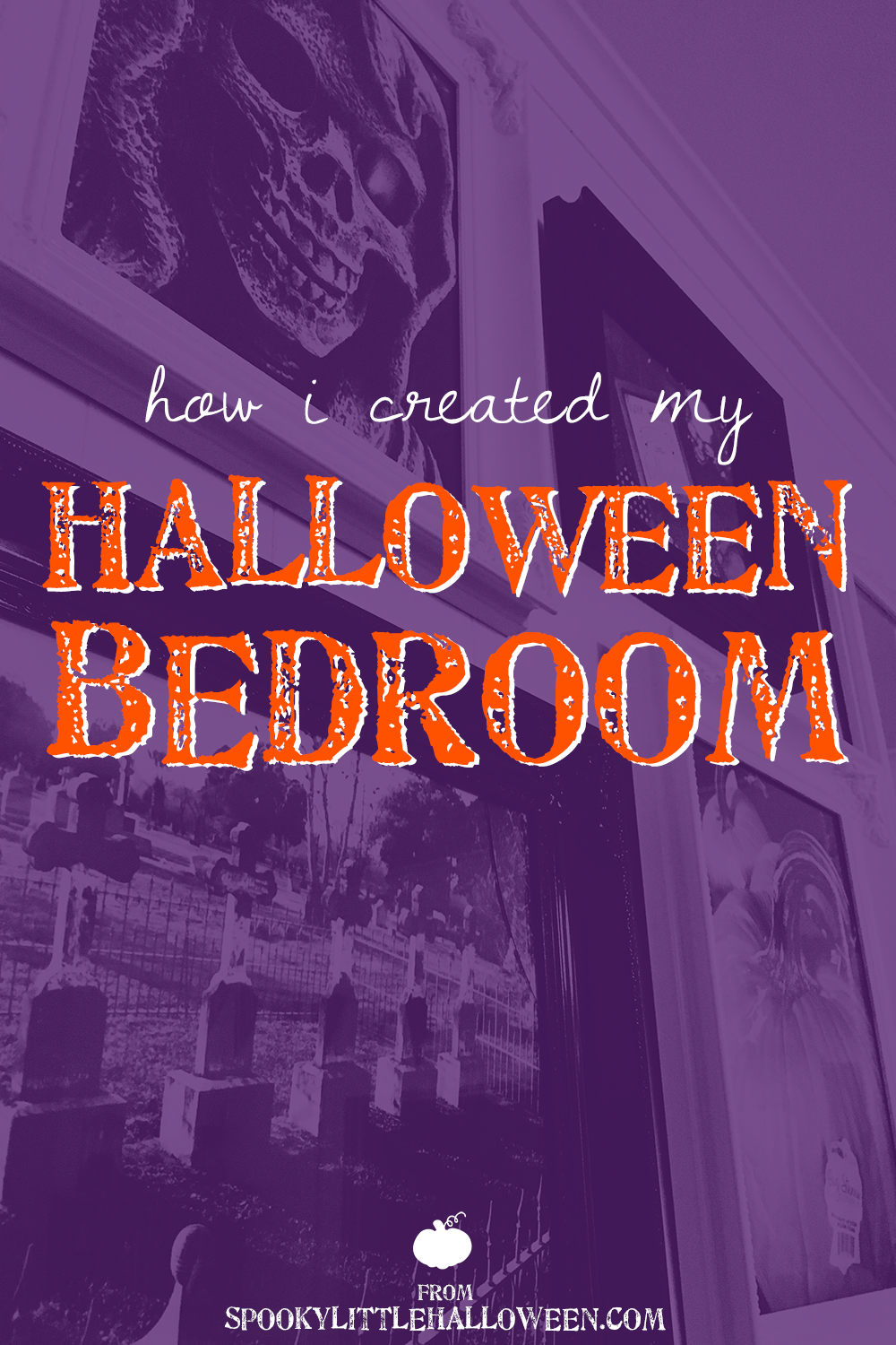 Around Here, Every Day Is Halloween. But It Might Surprise You To Know That  The Girl Who Blogs About Halloween All Year Long Doesnu0027t Keep Halloween  Decor ...