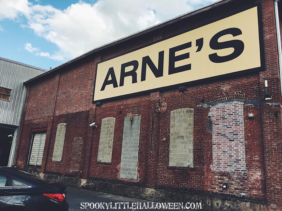 Halloween Shopping at Arne's Warehouse - Spooky Little Halloween