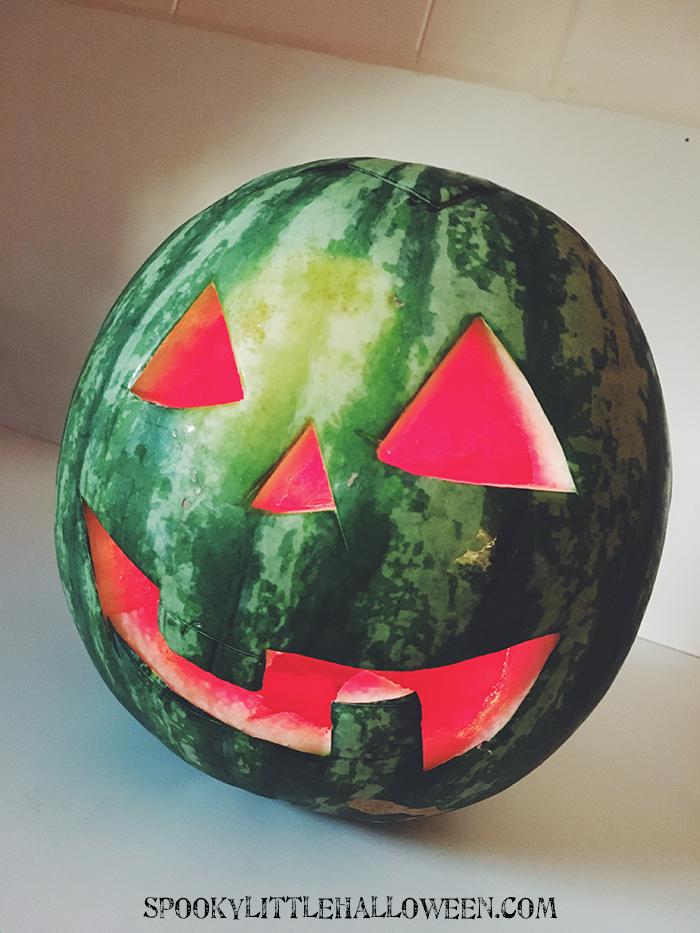 How To Make A Summer Jack O Lantern A Spooky Little