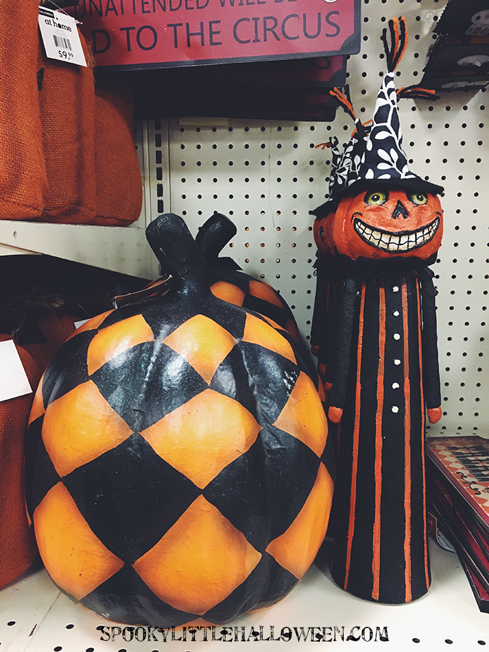 Halloween 2017 is starting to appear on store shelves, and I couldn't be more excited! Here's a first look at what At Home stores are selling this season.