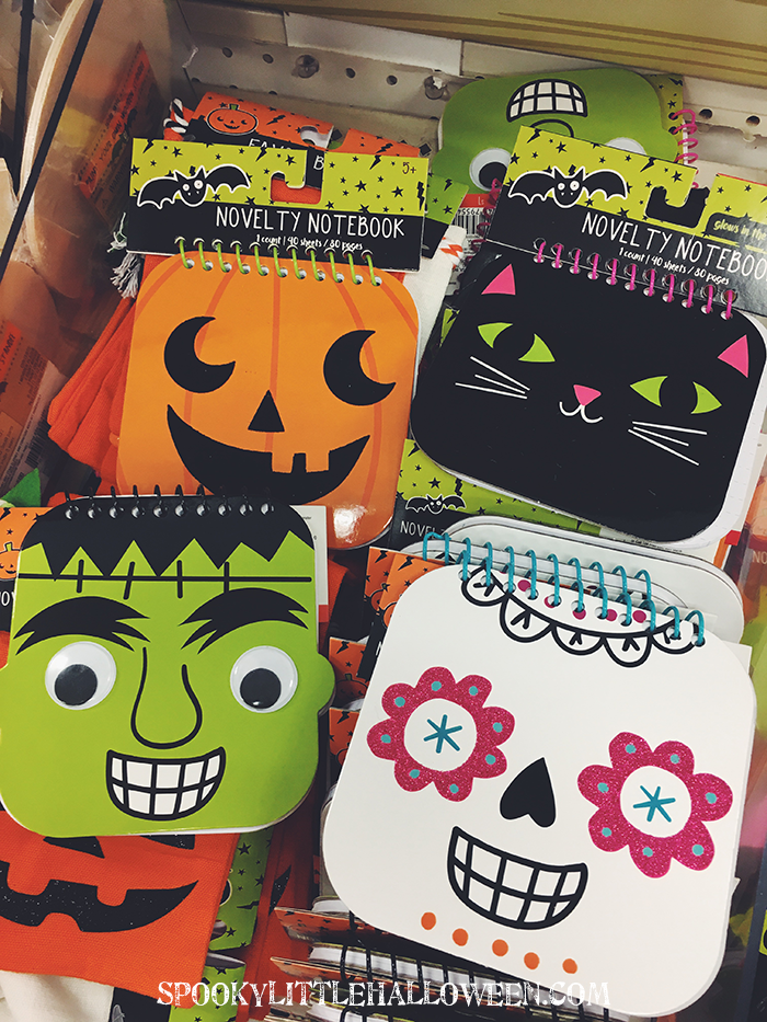 ive been on a hunt for halloween notebooks for all my blog notes these guys are adorable - Halloween Target