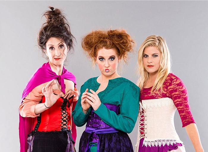 Sanderson Sisters from u201cHocus Pocusu201d  sc 1 st  Spooky Little Halloween & 15 Halloween Costume Ideas From Pinterest That I Love - Spooky ...