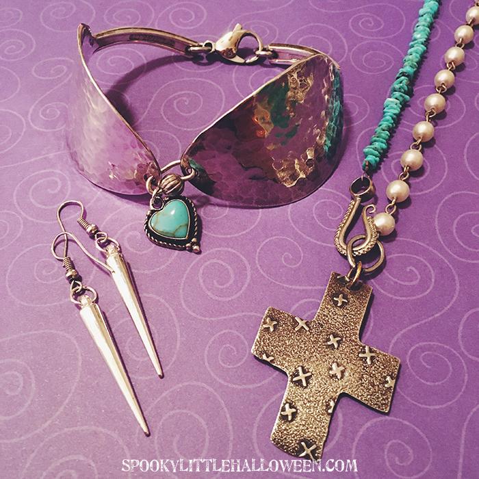 7 Halloween Jewelry Ideas featuring Murderous Jewels - Spooky ...