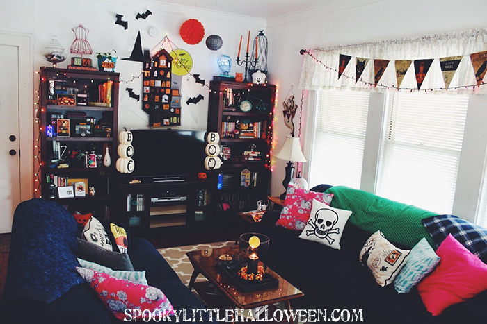 halloween living room11png