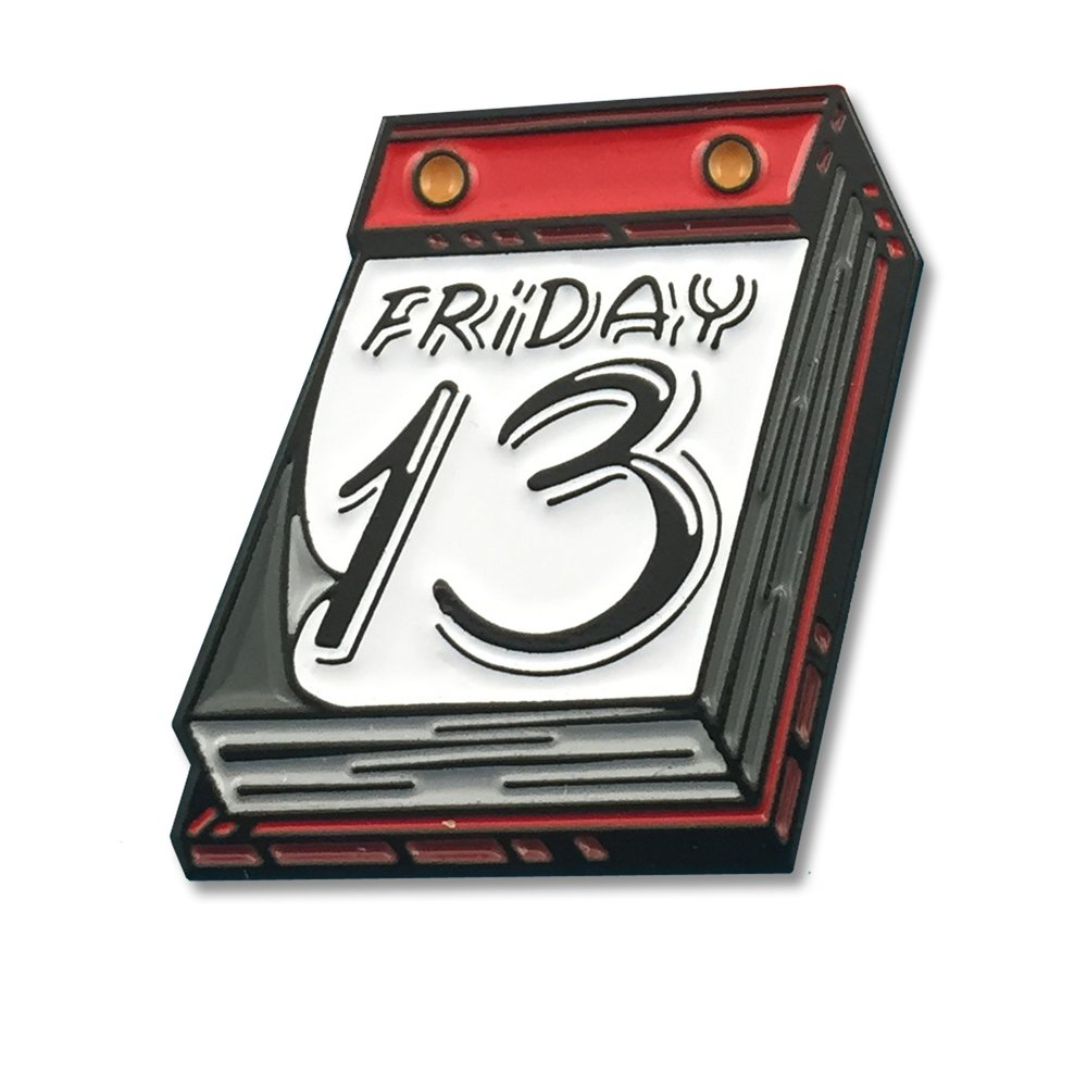 friday the 13th game items
