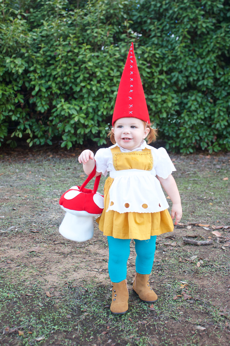 Baby Gnome: 13 Clever Halloween Costumes For Kids