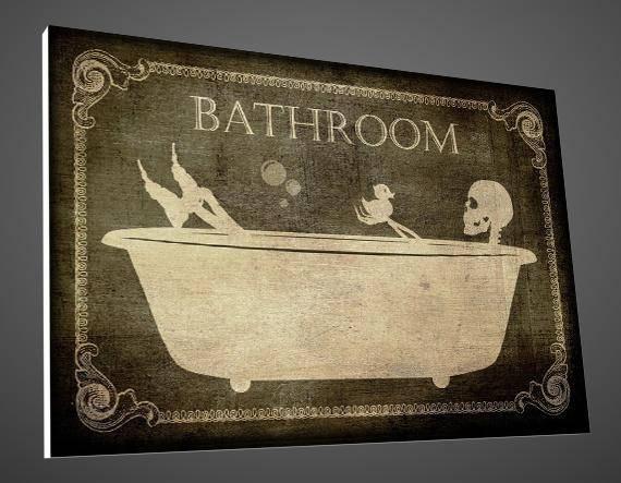 How to Create a Halloween Bathroom - Spooky Little Halloween
