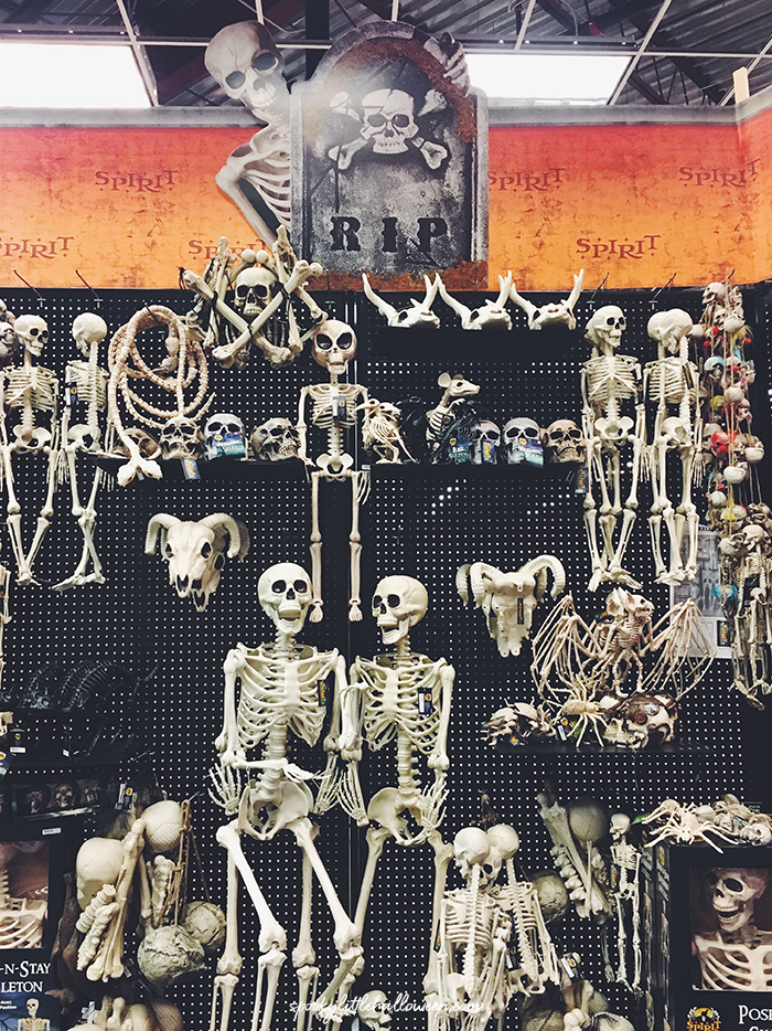 WHERE TO FIND THESE HALLOWEEN GOODIES