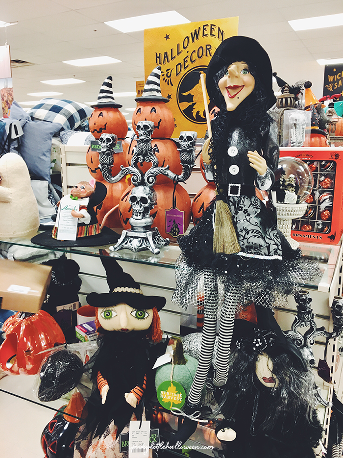 HomeGoods Has Had LOTS Of Headless Horseman Goodies This Year