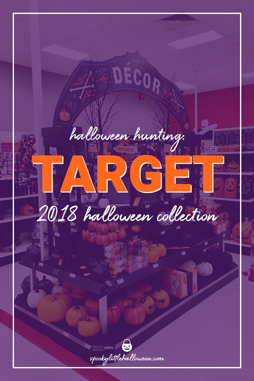 halloween hunting: target 2018 halloween collection – fulemina