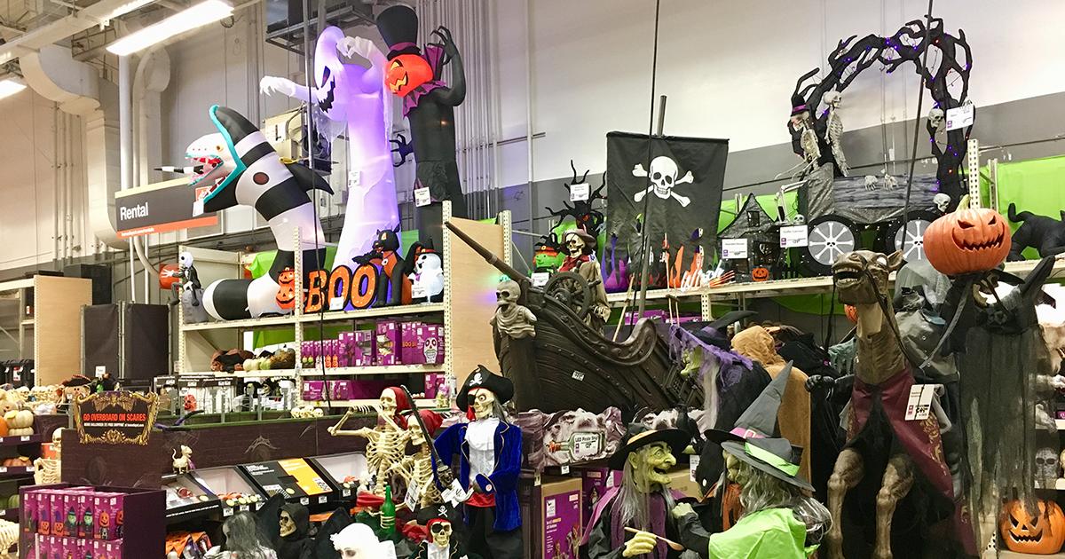 Halloween Hunting Home Depot S 2019 Halloween Collection Spooky Little Halloween