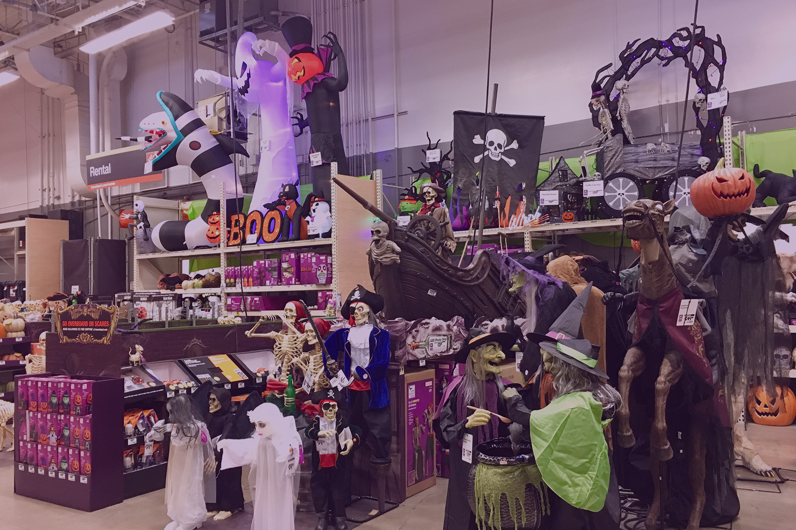 Halloween Hunting Home Depot S 2019 Halloween Collection